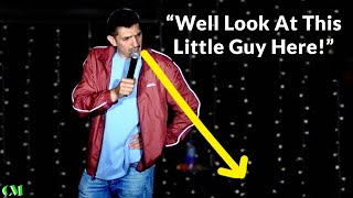 Stand up Comedian HAMMERS a Nerd In The Audience Here s What He Should Have Said