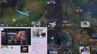 loL|Imaqtpie VS Scripter, Biofrost Baron Steal,Prank Call,Faker,Sneaky,Rage-Twitch Highlights #5
