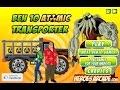 Ben 10 Atomic Transporter Games - Ben 10 Car Games Online Free Play