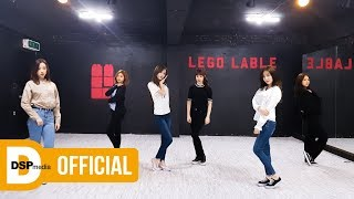 APRIL(에이프릴) - 파랑새(The Blue Bird) 직캠ver. Choreography Video