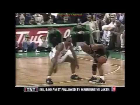 Antoine Walker 29 Points, Game-Winner Vs. Heat, 1999.