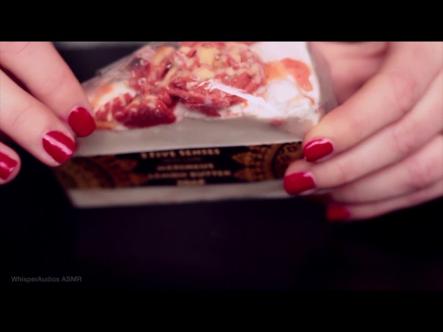 ASMR - Soap Shop ft. Crinkly Plastic Packaging and Soft Speaking