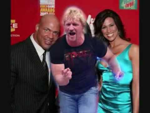 TNA SCANDLE - Karen angle living with jeff jarrett?