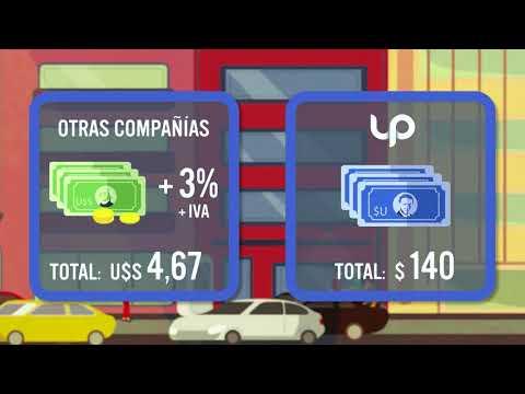 UP Te mueve Uruguay! No pagues de más por tus viajes.