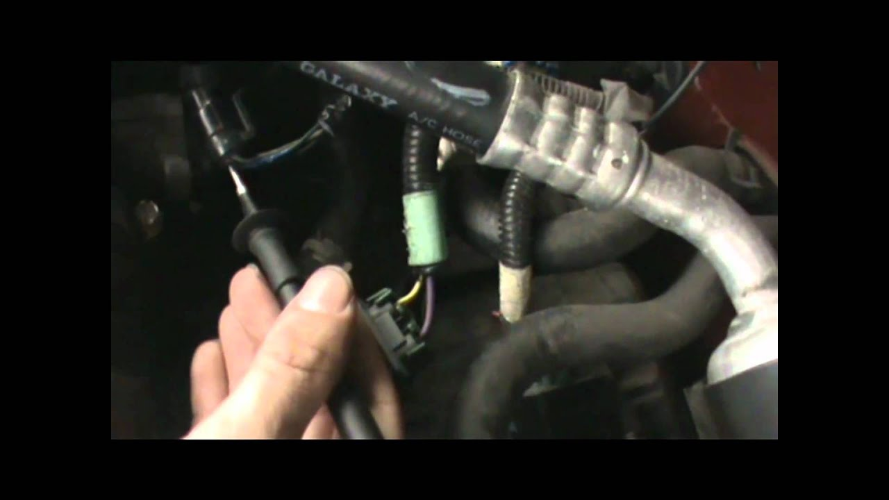 How To Test Your Thottle Position Sensor Tps Youtube 2006 Kia Spectra Fuse Box Diagram