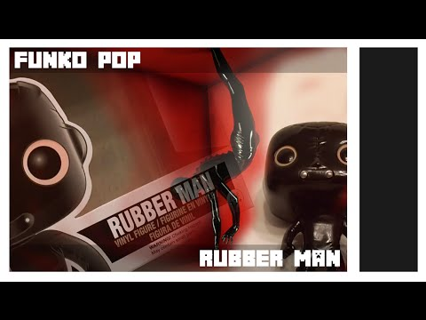 [ Funko Pop ] Figure No.6 - Rubber Man - American Horror Story