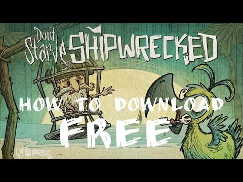 |How To Download Don't Starve: Shipwrecked FREE Android| Santos