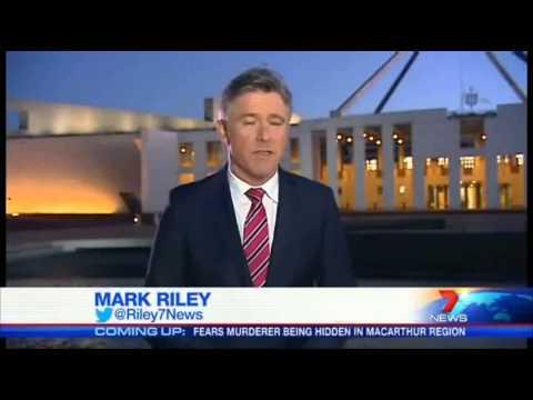 Seven News asylum seekers