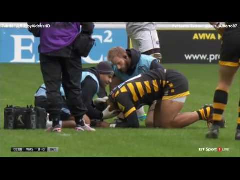 Wasps V Bath Rugby Aviva Premiership 23 12 2016