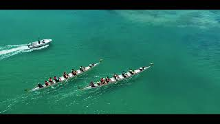 Dragon Boat competition by Shangri-La