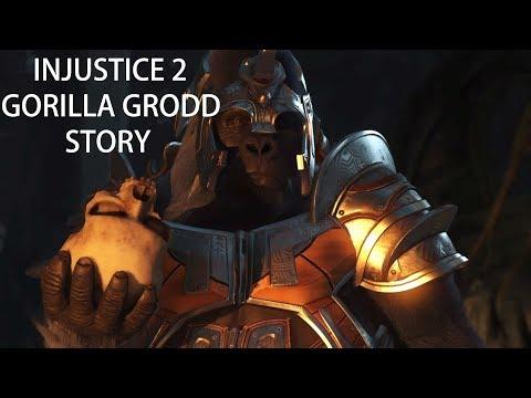INJUSTICE 2 MULTIVERSE MODE Gameplay German - Gorilla Grodd Story