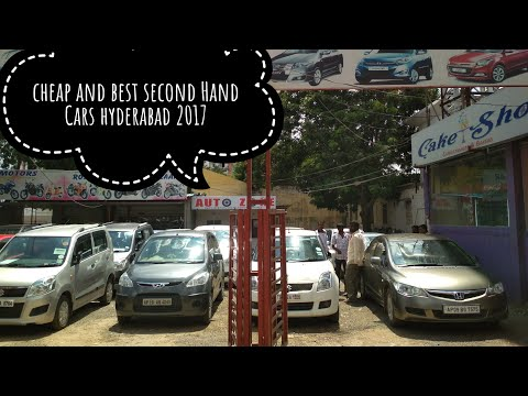 Latest Second Hand Cars At Affordable prices @ kukatpally Hyderabad
