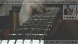 Импровизация моя на ' Summertime' под минус   MUS IN UA Уроки в Киеве   гитара, бас гитара, электрог