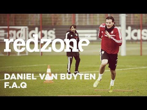 [REDZONE's FAQ] Daniel Van Buyten