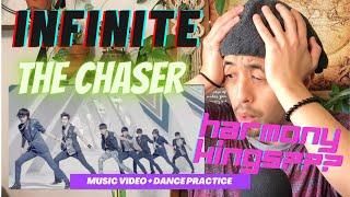 INFINITE(인피니트) _ The Chaser(추격자) MV + Dance Practice || Prof…