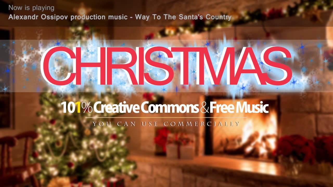 christmas music creative commons alexandr ossipov way to the santas country - Free Country Christmas Music