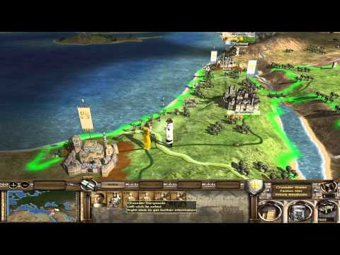 Crusader States 01 Medieval II 2 Total War Stainless Steel Let's Play