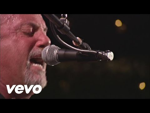 Billy Joel - The Ballad Of Billy The Kid (from Live at Shea Stadium)