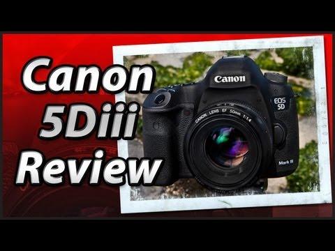 Canon 5Diii vs 5Dii vs 7D | Camera Review & Comparison