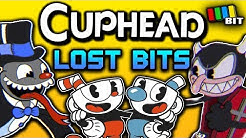 Cuphead LOST BITS | Unused Content & Debug Mode [TetraBitGaming]