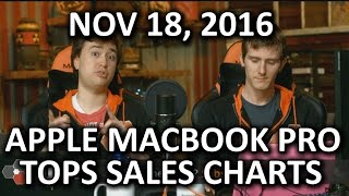 The WAN Show - Macbook Pro Selling Like Hotcakes - November 18, 2016