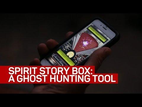 نتيجة بحث الصور عن تطبيق Spirit Story Box: Ghost Hunting Tool