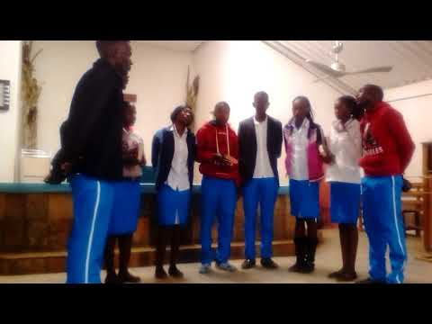 Nakayale youth choir