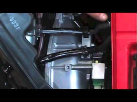 Honda EU2000i Fuel Filter Cleaning - YouTube