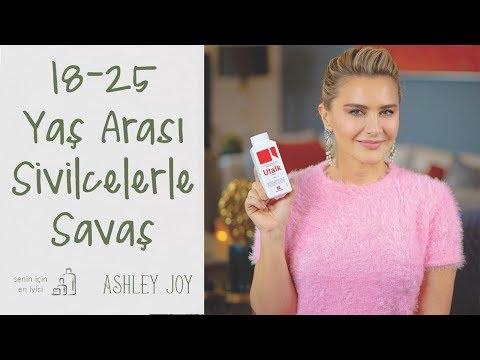 Ashley Joy | 18-25 Yaş Arası Sivilcelerle Savaş | Senin İçin En İyisi