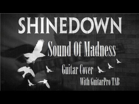 Sound Of Madness - Shinedown | Guitar Cover | With GuitarPro & PDF TAB