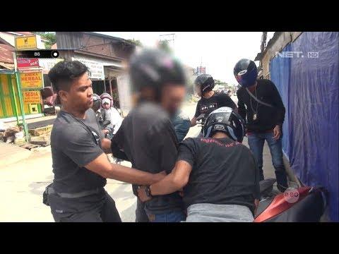 Penyamaran Tim Polres dalam Penangkapan Pengedar Narkoba - 86