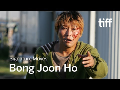 The Signature Moves of Bong Joon Ho  TIFF 2017