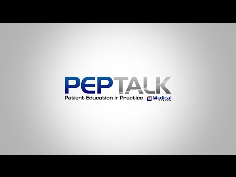 PEPTalk by Medical Channel - YouTube