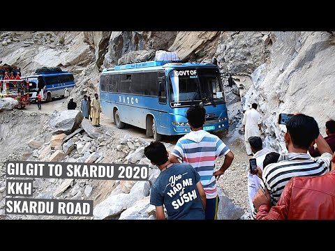 Gilgit To Skardu Road 2020 | Gilgit Baltistan | Pakistan