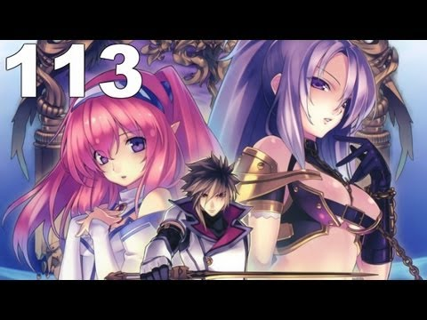Record of Agarest War 2 - Playthrough [Clear Data Record of Agarest War Zero][Hard Mode] Part 113