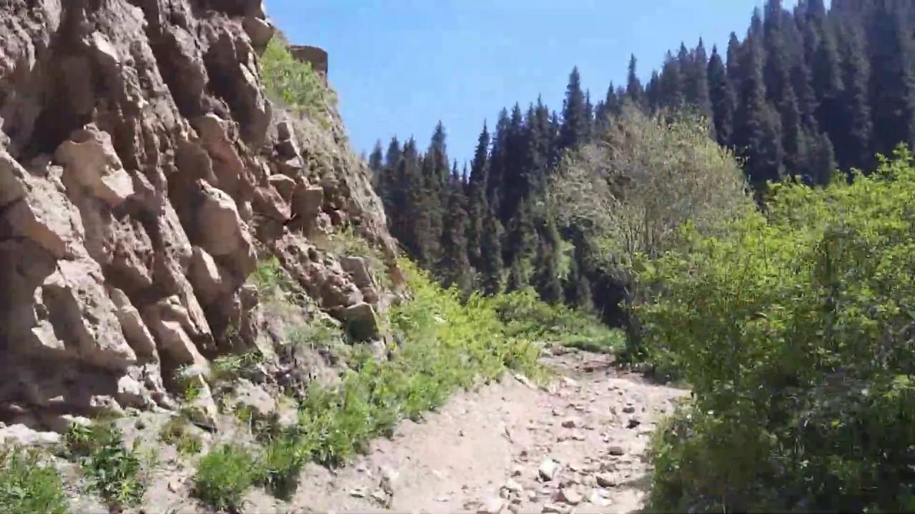 One Day In Almaty | Part 3 | Furmanov Peak, Almaty ...