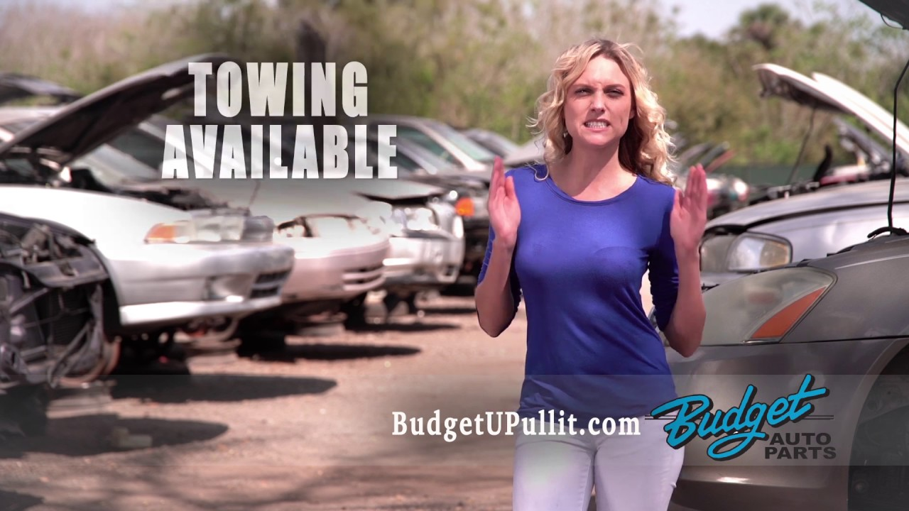 Budget U Pull It >> Budget U Pull It Sell Your Car Youtube