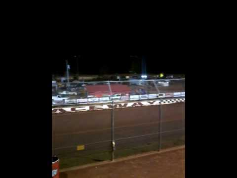 Swainsboro Raceway 7/22/17 Zaxby Create Late Model