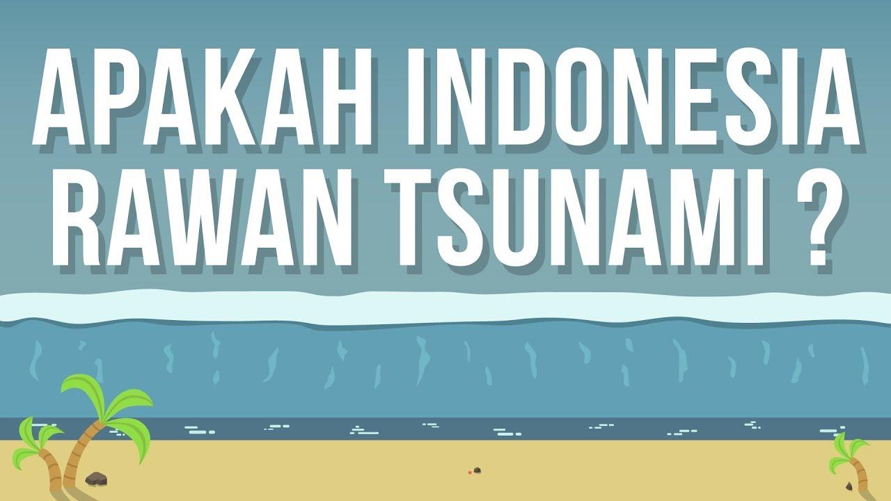 Apakah Tsunami Rawan Terjadi di Indonesia?