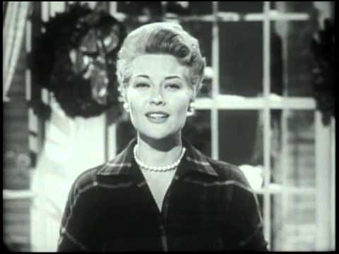 Patti Page, Mel Torme's Christmas Song, 1955 TV