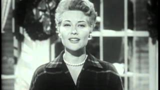Patti Page--Mel Torme's Christmas Song, 1955 TV