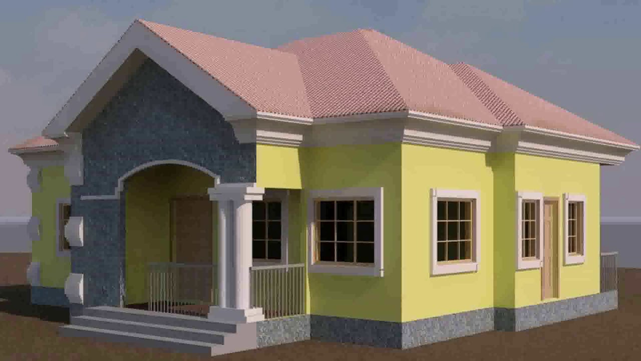 House Plans In Nigeria 2 Bedroom Daddygif See