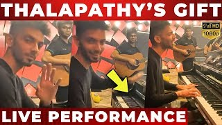 FULL VIDEO: Kutti Story & Quit Pannuda Live Singing by Rockstar Anirudh | Master | Thalapathy Vijay