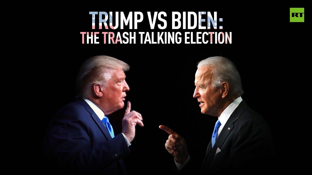 TRUMP VS BIDEN: THE TRASH TALKING ELECTION