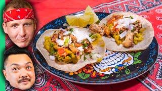 Mexico's INSANE Animal Taco!! Exotic Meat Treats From Around The World!!