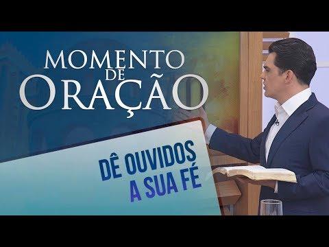 Oração às 18hs com o Bispo Júlio Freitas, 20/02/19