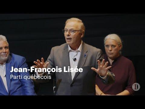 Jean-François Lisée au Dialogue jeunesse