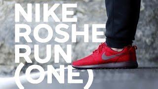История и обзор модели Nike Roshe Run (One)