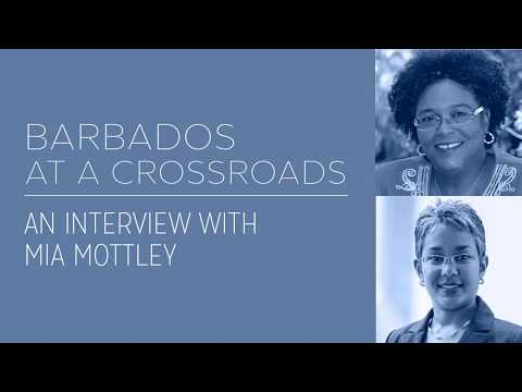 An interview with Mia Mottley