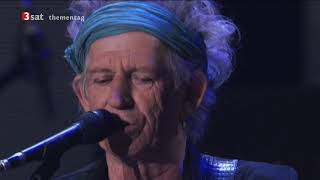 Eric Clapton & Keith Richards - Key To The Highway (LIVE)